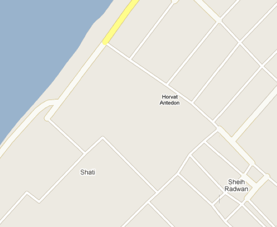 Hmm... Horvat Antedon, was it really there? Does it really belong on this map?