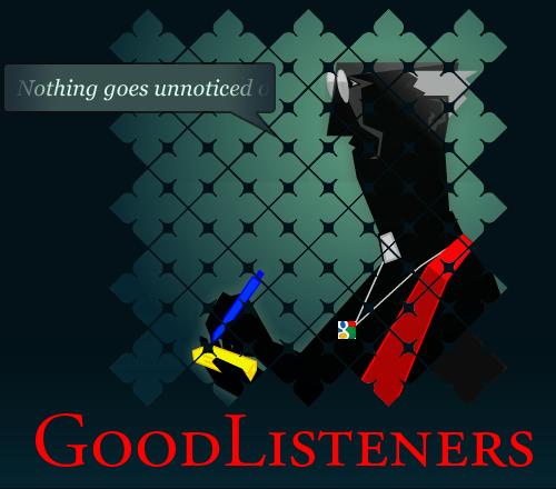 Introducing: Good Listeners